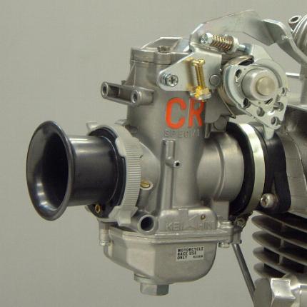 CRキャブレターΦ38 VMキャブ車用 WM(ダブルエム) SR400