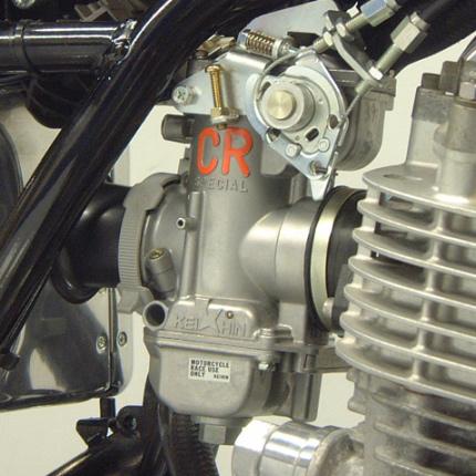 CRキャブレターΦ38 CVキャブ車用 WM(ダブルエム) SR400