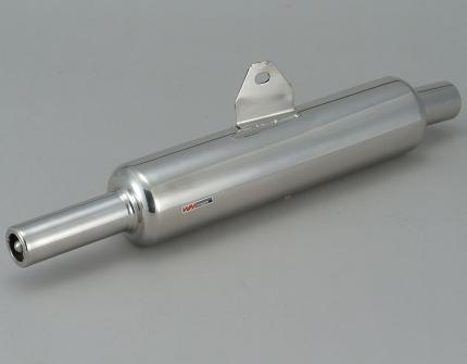 NEOステンレスマフラー キャプトンタイプ WM(ダブルエム) CB400SS