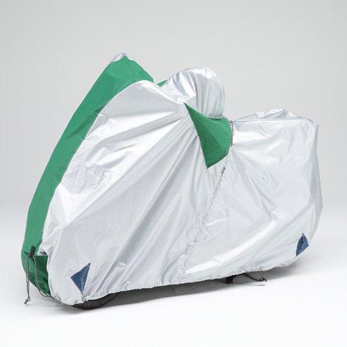 トリシティ125(TRICITY125) バイクカバー Fタイプ(エアベンチレーション付/防炎素材仕様) BOXなし車 YAMAHA(ヤマハ・ワイズギア)