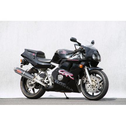 SPEC-A ステンレスマフラー4-1カーボンサイレンサー YAMAMOTO RACING(ヤマモトレーシング) CBR400RR(90年~)