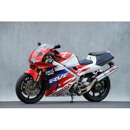 SPEC-A スリップオンマフラーチタンサイレンサー YAMAMOTO RACING(ヤマモトレーシング) VFR400R(NC35)