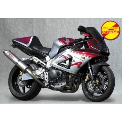 SPEC-A チタンマフラー4-2-1 アップ チタン/レース専用 YAMAMOTO RACING(ヤマモトレーシング) CBR929RR