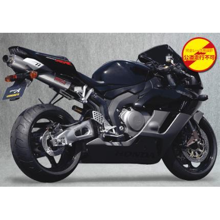 SPEC-A チタンマフラー4-2-1チタン/レース専用 YAMAMOTO RACING(ヤマモトレーシング) CBR1000RR(~07年)国内仕様専用