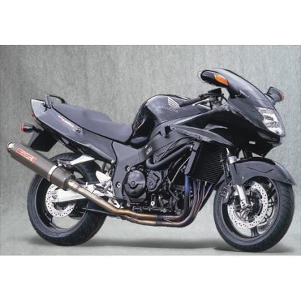 SPEC-A チタンマフラー4-2-1カーボンサイレンサー YAMAMOTO RACING(ヤマモトレーシング) CBR1100XX