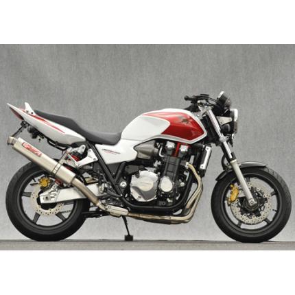 SPEC-A スリップオンマフラーダウン セカンドバージョン YAMAMOTO RACING(ヤマモトレーシング) CB1300SF(03~07年)