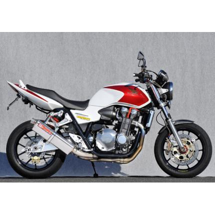 送料無料 SPEC-A チタンマフラー4-2-1 TYPE-S YAMAMOTO お買い得 RACING ヤマモトレーシング 03~07年 CB1300SF ストアー