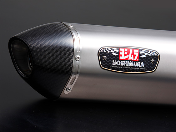 フジオカシ Z125PRO 機械曲R-77S サイクロン カーボンエンド EXPORT STC SPEC 政府認証 機械曲R-77S STC SPEC YOSHIMURA(ヨシムラ), 【数量限定】:c696a22b --- hortafacil.dominiotemporario.com