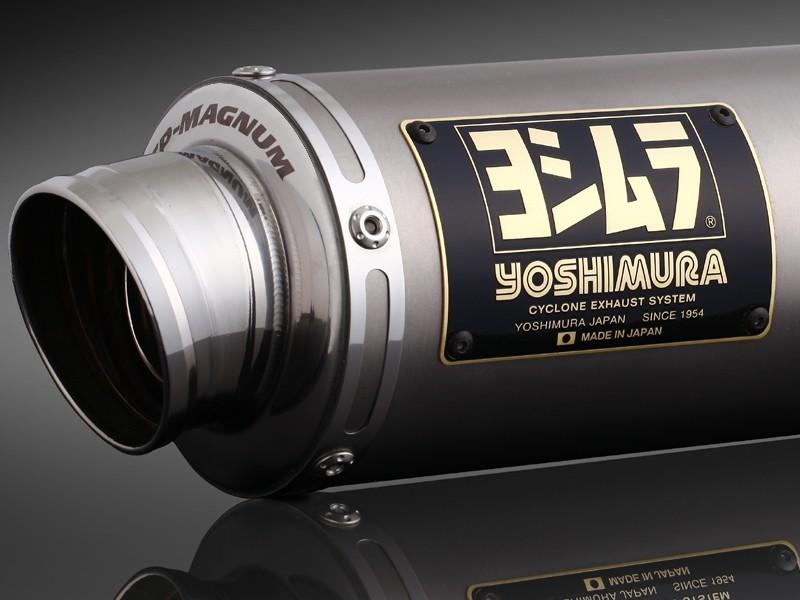 モンキー(MONKEY) 74~06年 サイクロン GP-MAGNUM ST (チタンカバー) フルエキゾースト YOSHIMURA(ヨシムラ)