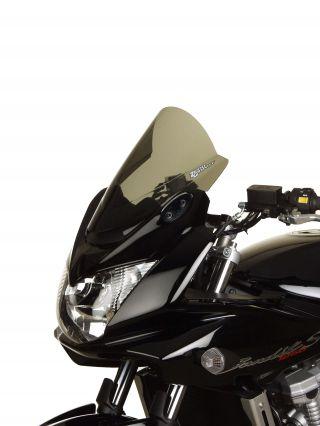 バンディット1250S(BANDIT1250S)/(ABS)07~12年 スクリーン ダブルバブル スモーク ゼログラビティ(ZERO GRAVITY)