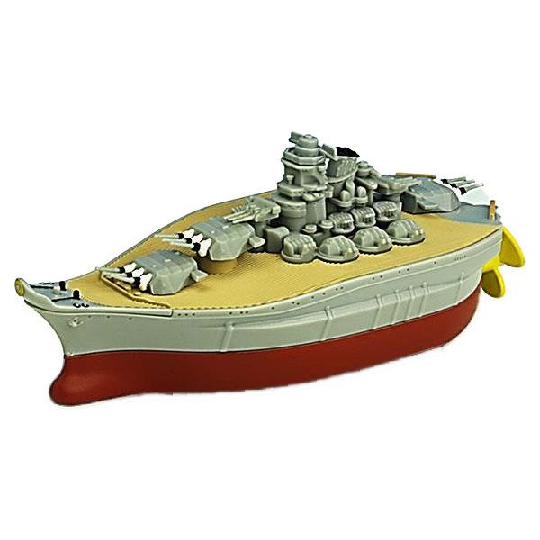 戦艦大和のプルバックマシーンです KBオリジナルアイテム 期間限定送料無料 プルバックマシーン ギフト プレゼント ご褒美 戦艦 大和 KBP009