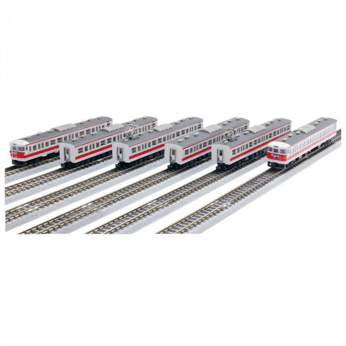 国鉄113系2000番代 関西線快速色タイプ6両セット T001-4