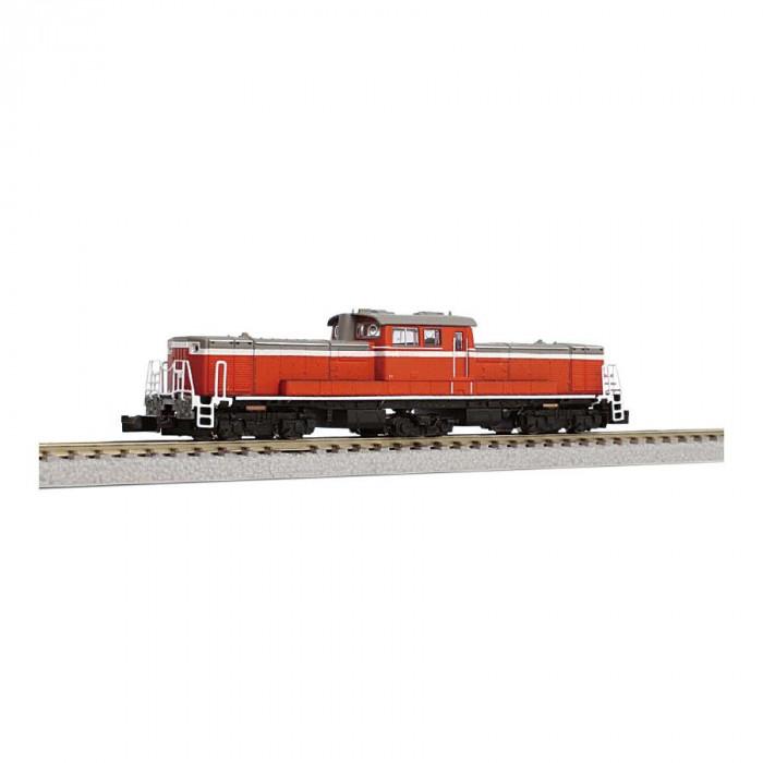DD51 1000 A寒地形 国鉄色 T002-1