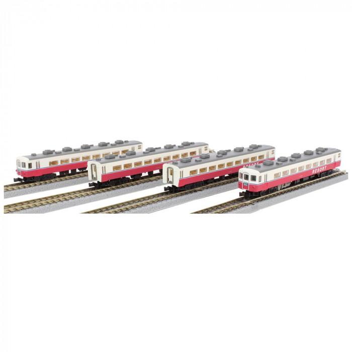 14系特急形客車 リゾート 4両セット T006-4