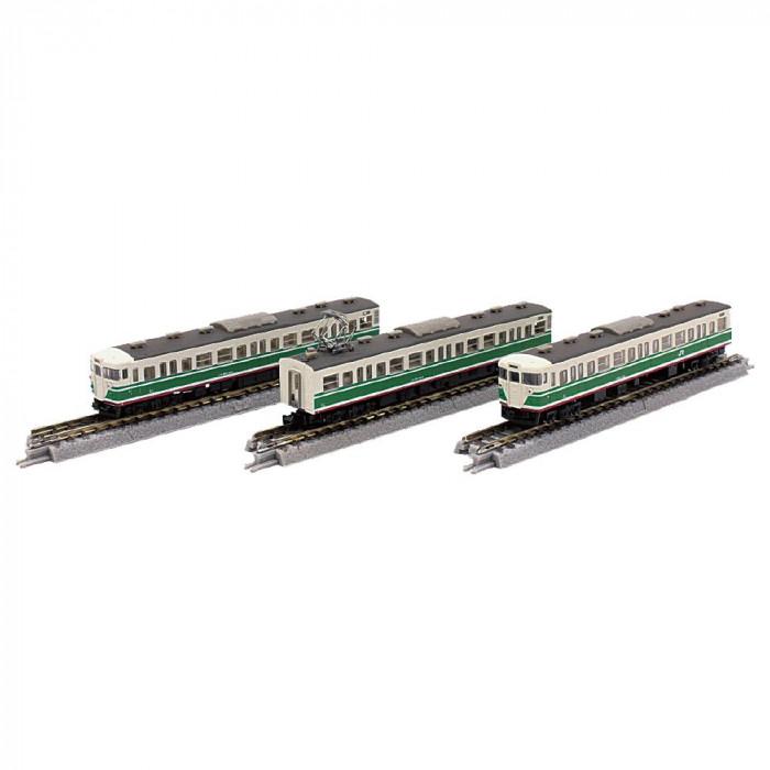 115系 1000番代 旧長野色 3両セット T011-1