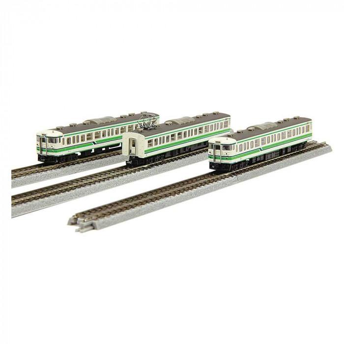 115系 1000番代 新潟色 3両セット T011-4