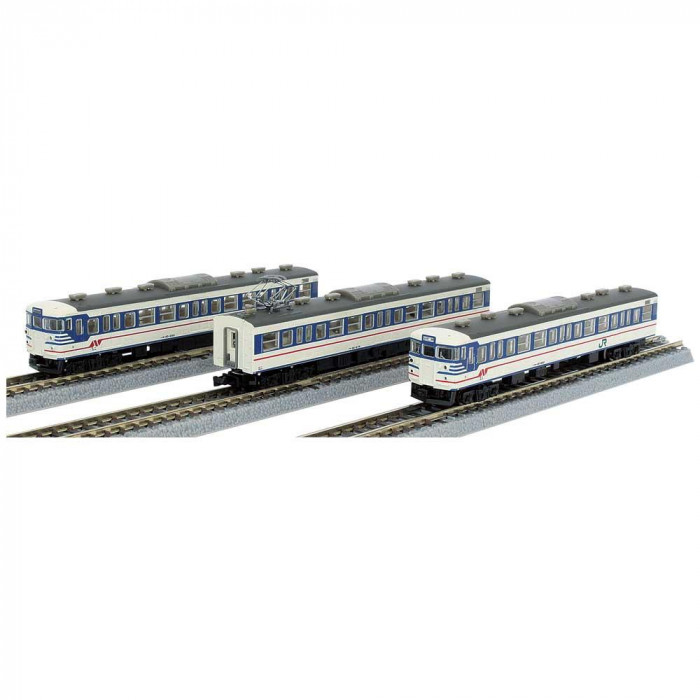 115系 1000番代 旧新潟色 3両セット T011-5