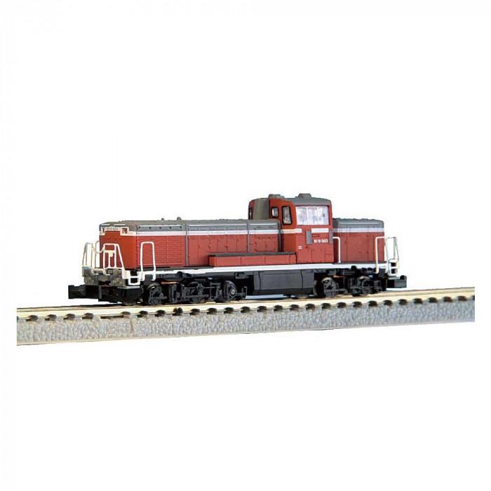 DE10 1500番代 B寒地形 国鉄色 T012-5