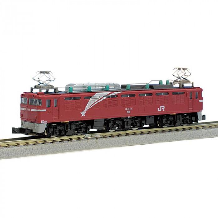 EF81形電気機関車 北斗星塗装 T015-1