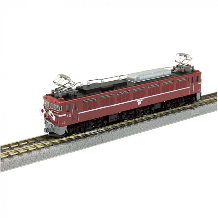 国鉄 EF81形電気機関車 81号機 お召し仕様 T015-5