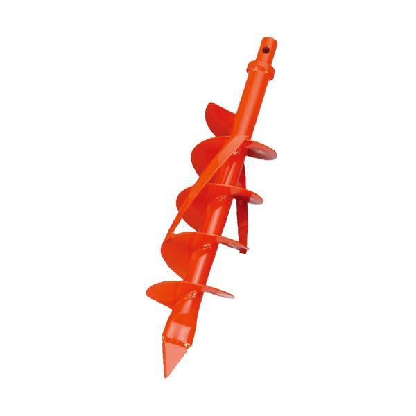 スパイラルボーラー取替式専用の取替ドリル(オーガー)。 スパイラルボーラー(オーガー)100mm 007