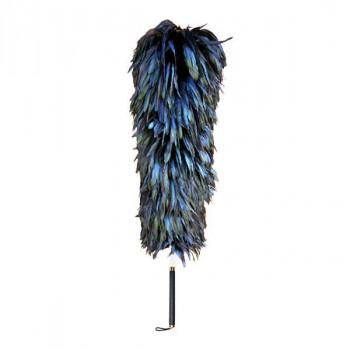 石塚羽毛 日本製 ニワトリ毛ばたき 1150mm K300