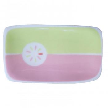やわらかい色合いの香立て 薫寿堂 美香 激安 春の新作シューズ満載 シリーズ 3193 香皿 ペールピンク
