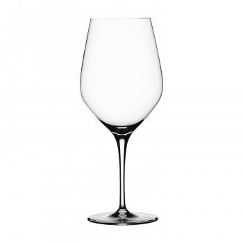 ドイツのグラスウェアブランド 送料無料限定セール中 シュピゲラウ 直営限定アウトレット のワイングラス オーセンティス 12個セット 5565 ボルドー グラス