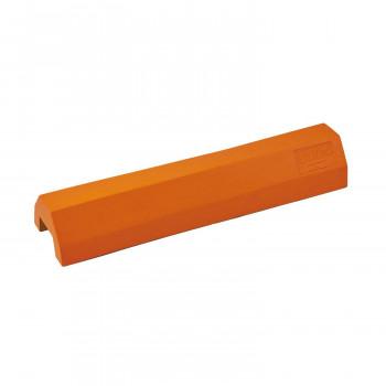 駐車スペースにアクセントを トーシンコーポレーション 日本メーカー新品 パーキングブロック UNITE CS-UNITE-PB-OR FRAME ご注文で当日配送 オレンジ