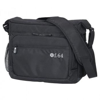 新生活 キャリーケースに固定可能 ETSUMI エツミ ショルダーカメラバッグ 毎日激安特売で 営業中です VF64SHM-BK ブラック