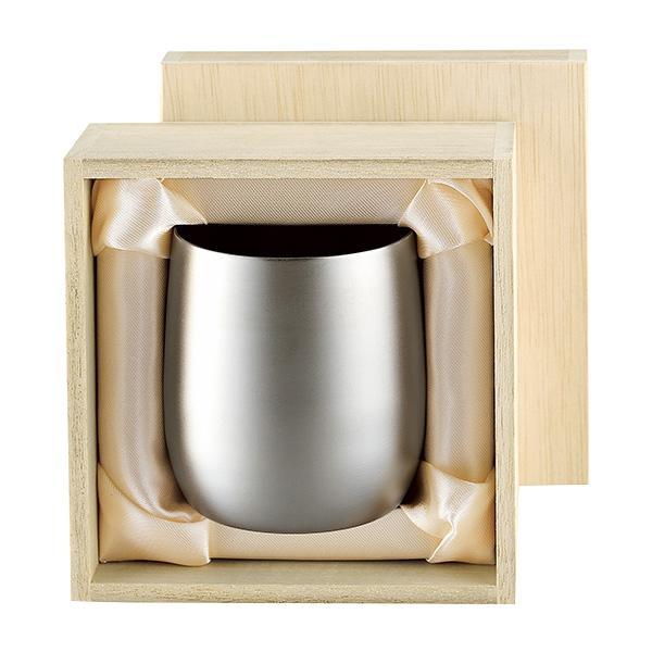 軽くて錆びにくいチタン製 二重構造で保冷 保温 チタン 250mL 二重ロックカップ 最新アイテム TW-3 ファッション通販