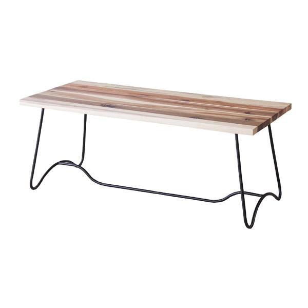 ナチュラルモダン コーヒーテーブル ナチュラル NW-111NA