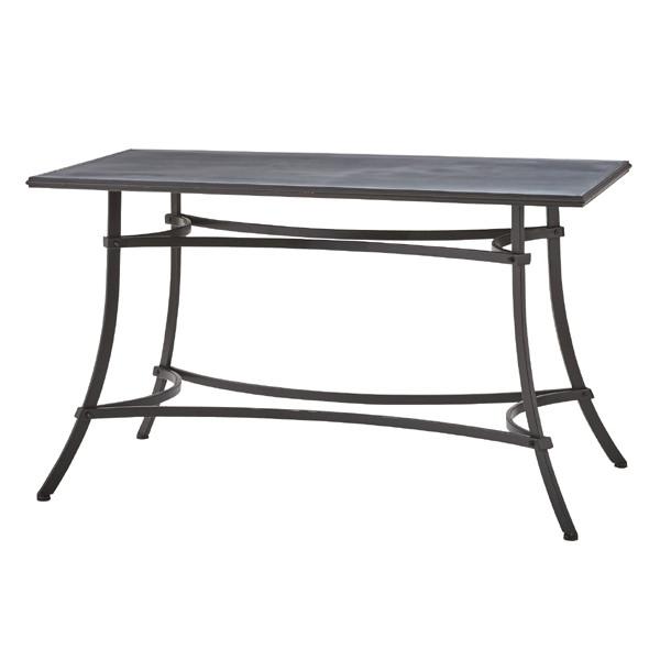 スチール製ダイニングテーブル ELS-214