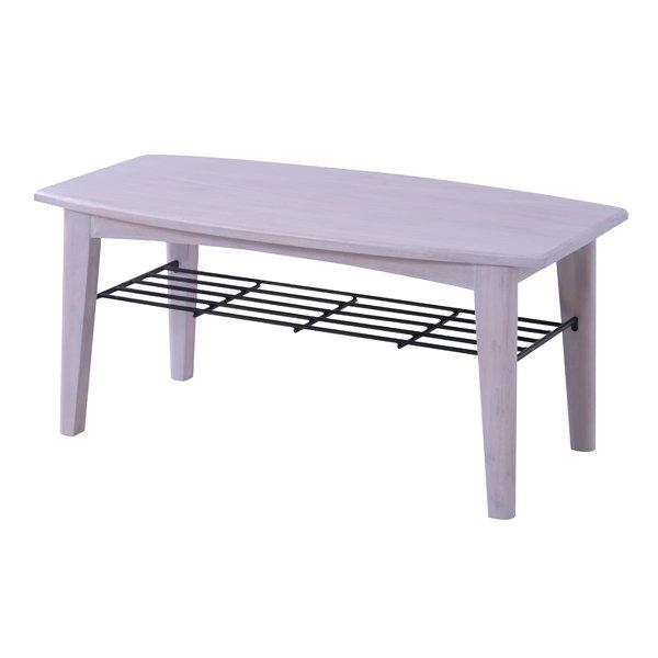 ブリジット センターテーブルS PM-301WH