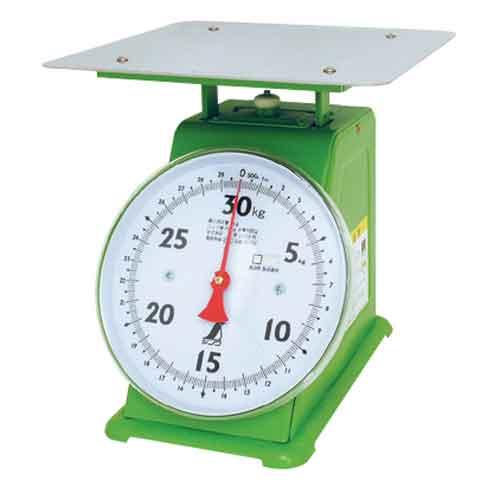 シンワ・上皿自動秤30kg小型・70102