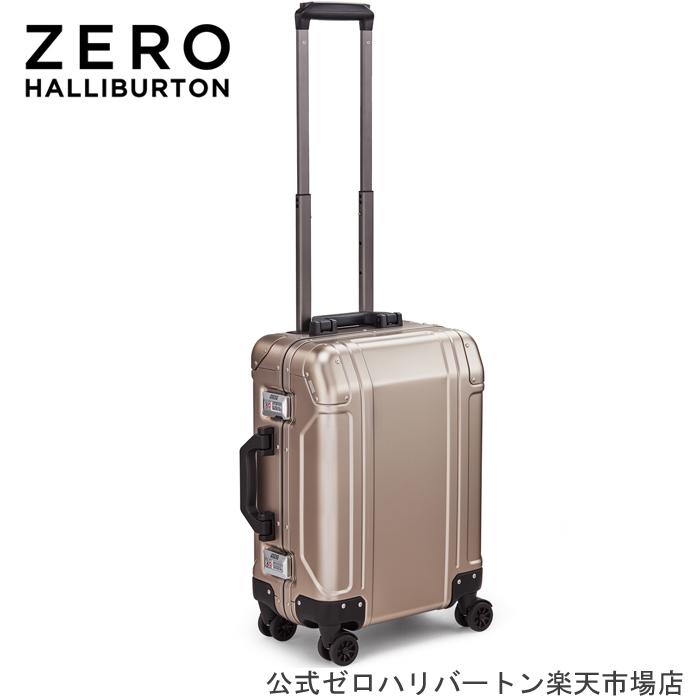 スーツケース 機内持ち込み アルミ ゼロハリバートン 2、3泊用 94266