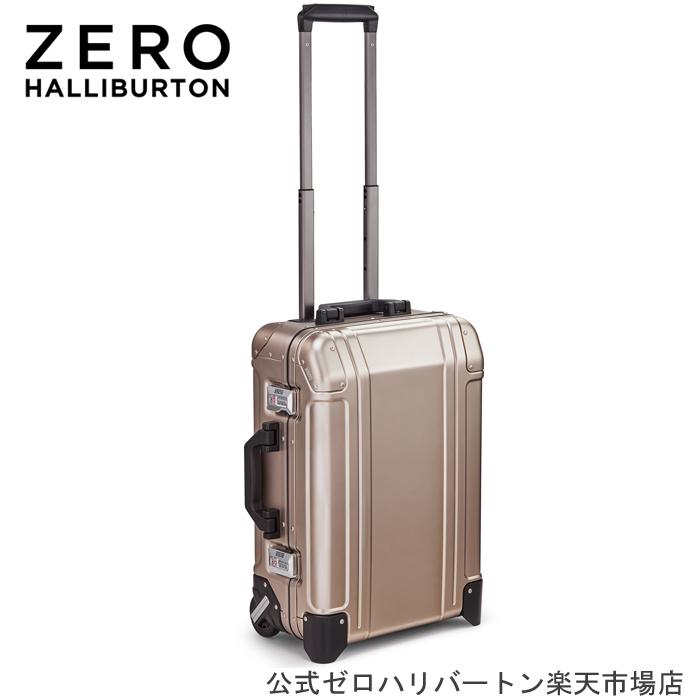 【店舗限定カラー】スーツケース 機内持ち込み アルミ ゼロハリバートン 2、3泊用 94267