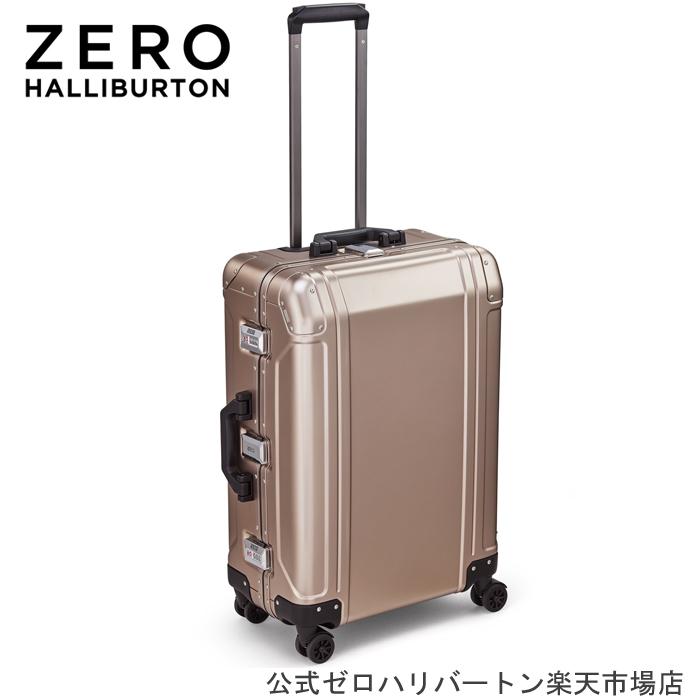 アルミ スーツケース ゼロハリバートン  4、5泊用 94268