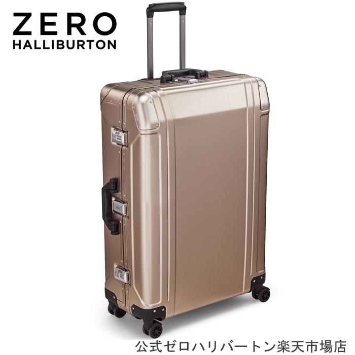 ゼロハリバートン スーツケース Lサイズ アルミ 2週間~長期用 94271