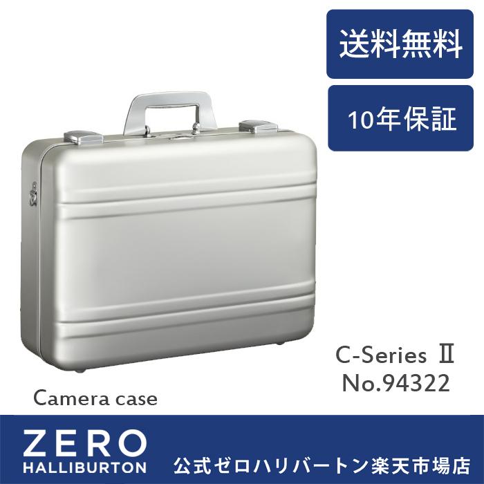 ゼロハリバートン ZEROHALLIBURTON Cシリーズ  カメラケース 中 94322