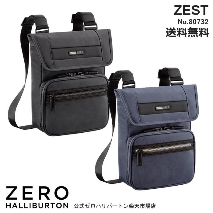 ショルダーバッグ メンズ ゼロハリバートン ZERO HALLIBURTON Zest  80732