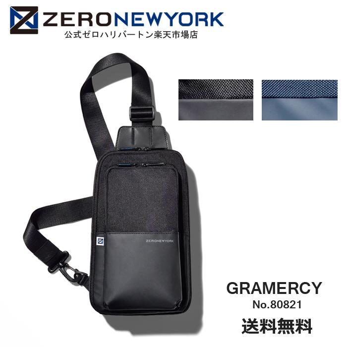 【公式】ショルダーバッグ メンズ ゼロハリバートン ZERO NEWYORK グラマシー シリーズ ワンショルダー 80821