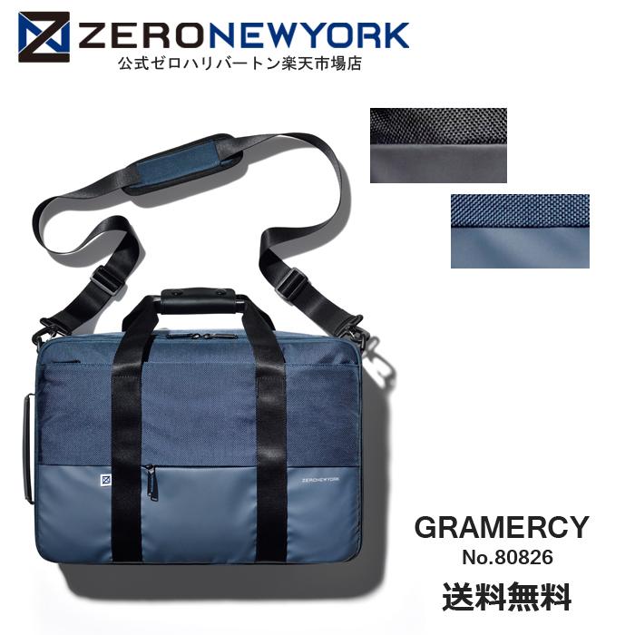 【公式】ビジネスバッグ 3wayバッグ ゼロハリバートン ZERO NEWYORK  グラマシー シリーズ 80826