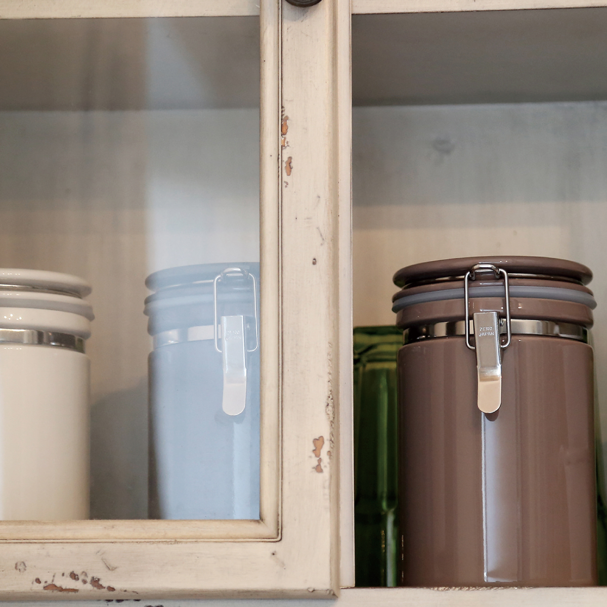 毎週更新 ゼロジャパン 日本製 お中元 陶製密封保存容器 コーヒーキャニスター200 保存容器 コーヒー豆 ZEROJAPAN