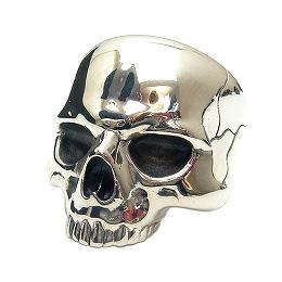 ZERO LIMIT-original-(ゼロリミットオリジナル)SZR-15[Skull] スカルリング【メンズリング】【シルバーリング】【シルバースカルリング】【smtb-k】【kb】