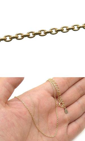 3日以内に発送ZERO LIMIT originalゼロリミットオリジナル GZN 6 K10 金 ゴールド ネックレス チェーン 40cm 45cmギフト包装 対応yvOm8n0wN