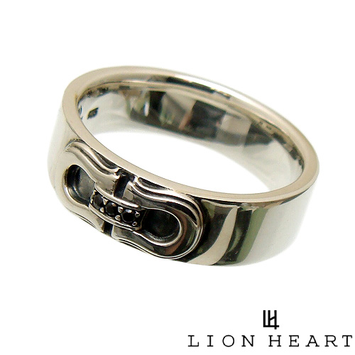 LION HEART ライオンハート 01RN0521 シルバー925 馬蹄 ホースシュー リング 指輪 【ギフト包装-対応】