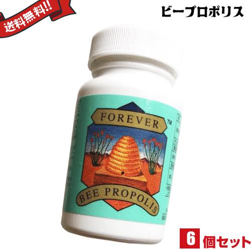 【お年玉ポイント5倍】FLP ビープロポリス 80粒 6本セット フォーエバー