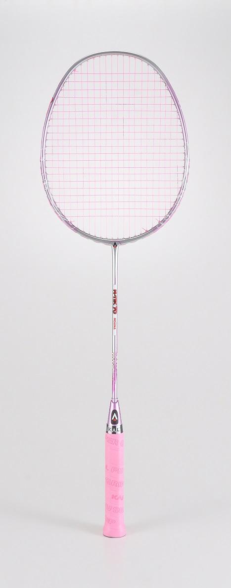 KARAKAL カラカル MーTEC 70 MOANA Pink(モアナピンク)バドミントン ラケット バドミントンラケット バトミントン バトミントンラケット badminton racket 【送料無料(沖縄・離島は除く)】【あす楽対応】 【 ガット代 & ガット張り 代 無料】