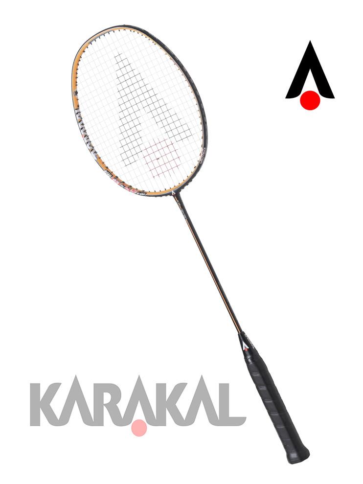 KARAKAL カラカル BLACK ZONE 40 バドミントン ラケット バドミントンラケット バトミントン バトミントンラケット badminton racket 【送料無料(沖縄・離島は除く)】【あす楽対応】 【 ガット代 & ガット張り 代 無料】